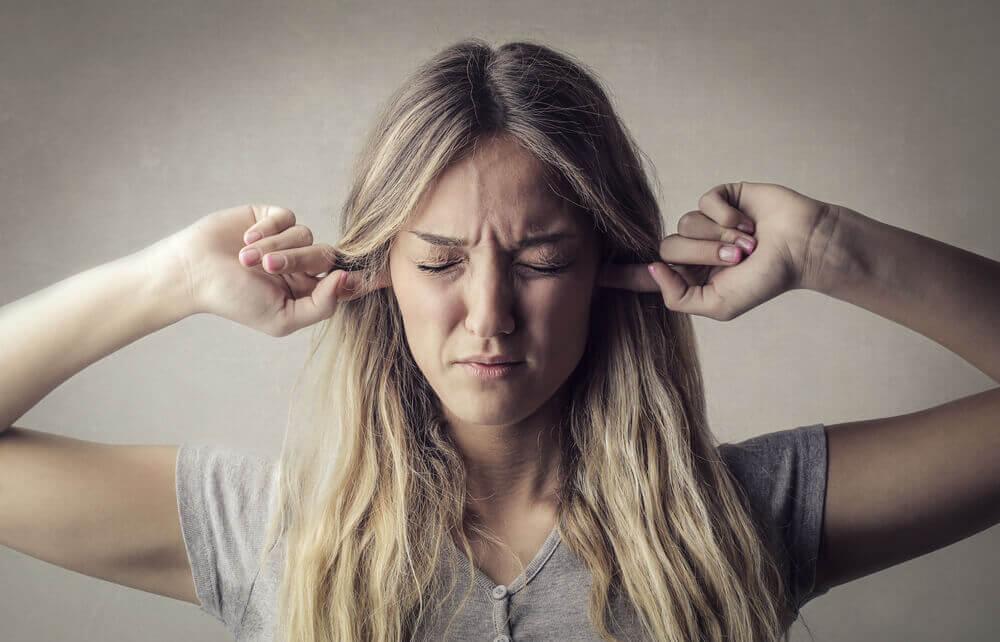sensibilidad al ruido