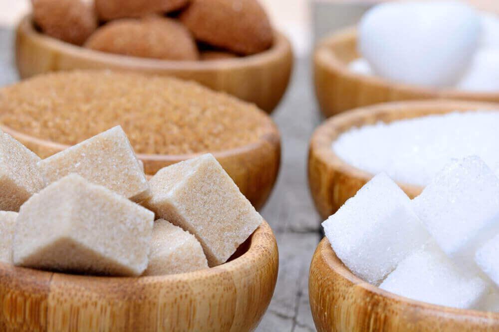 sustituir azucar