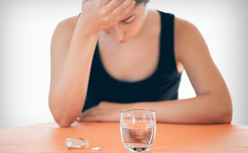 antidepresivos y acúfenos