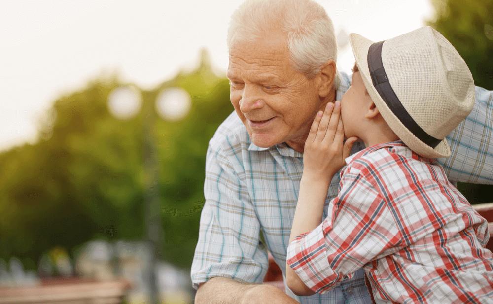 sordera en ancianos