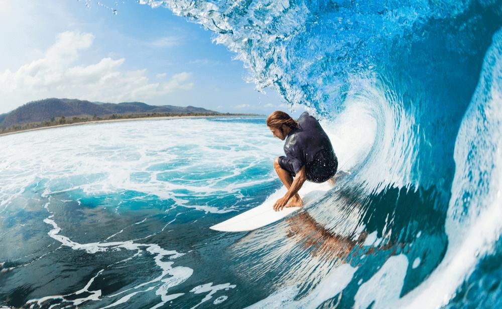 surf y acúfenos