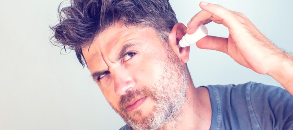 las gotas para los oídos